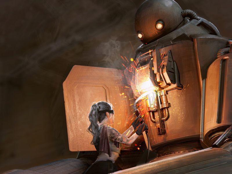 The robot surgeon
