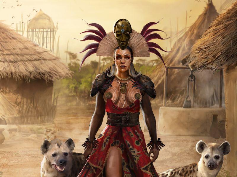 Queen of Sphynx