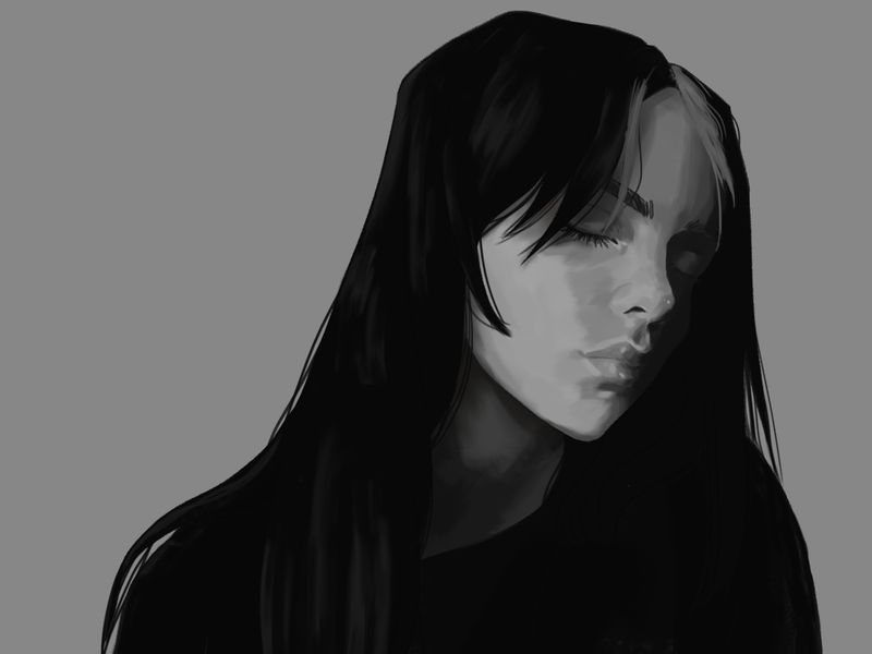 Billie Eilish Fanart