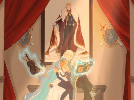 Arthur's family