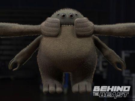 Gouzi (Behind the Beast)