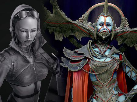 Character Creation - 2021