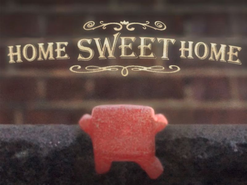 Home Sweet Home - CG / Live-Action Short