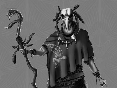 Shaman Character