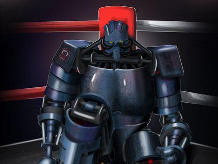 Robot Deathmatch