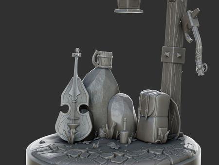 Diorama Sculpt