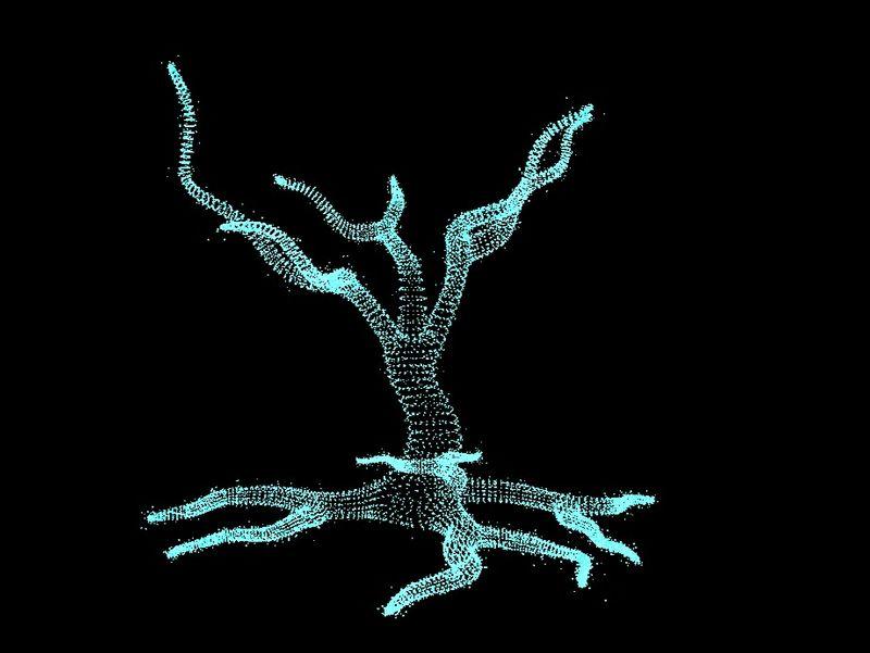 Hologram Tree