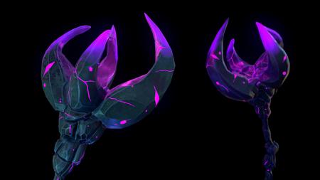 Raven's Weapon - Concept