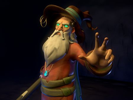 Wizard Concept