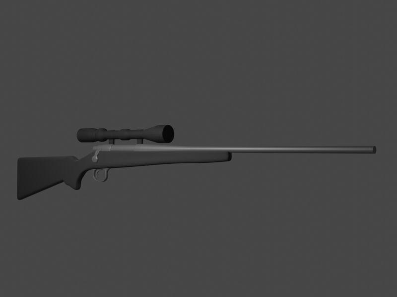 Remington 700 308. Win