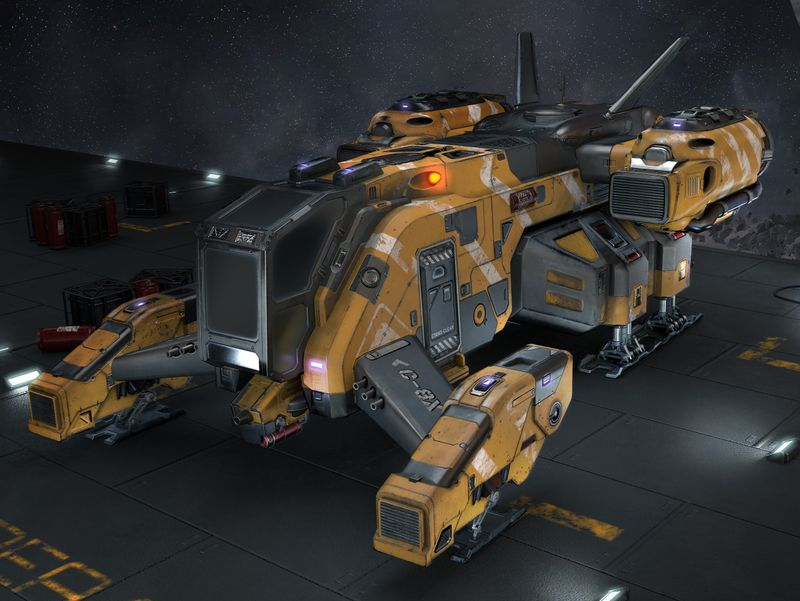 Dropship Industrial