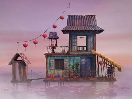 Vietnamese House