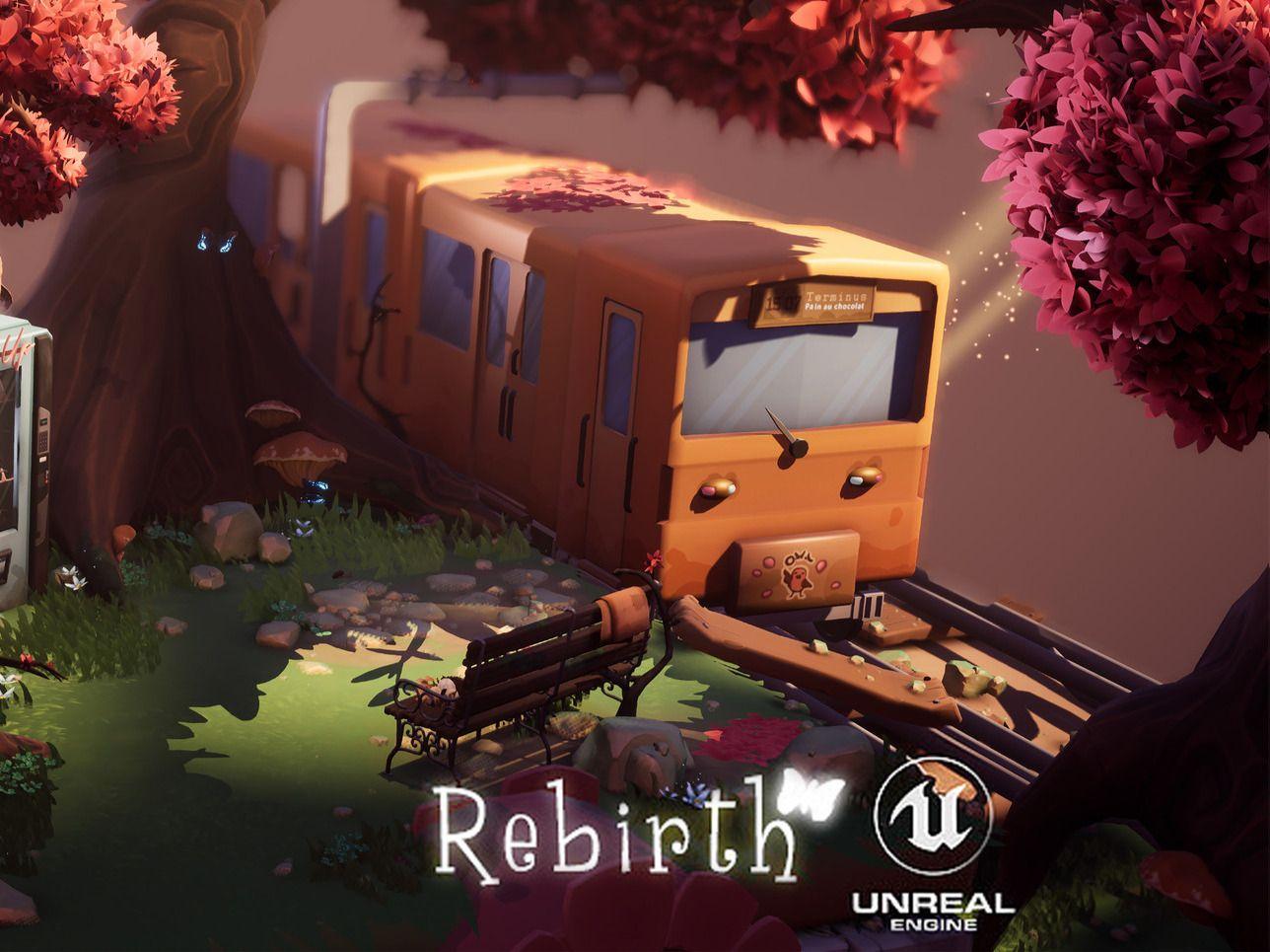 Rebirth - Unreal Engine 4