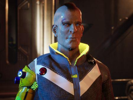 Cyberpunk Design Character