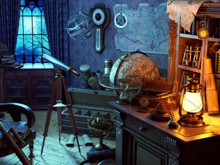 Astrologer's Room
