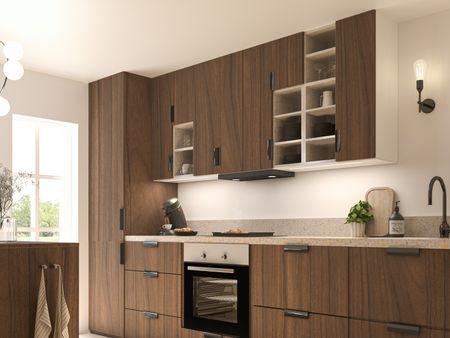 Kitchen with animation
