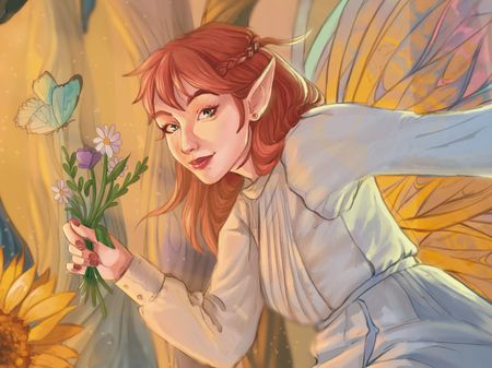Fairy artwork