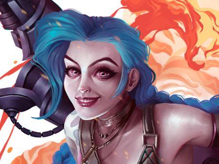 Jinx: The Loose Cannon - League of legends
