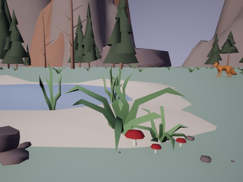 Lowpoly and Styalised Modeling