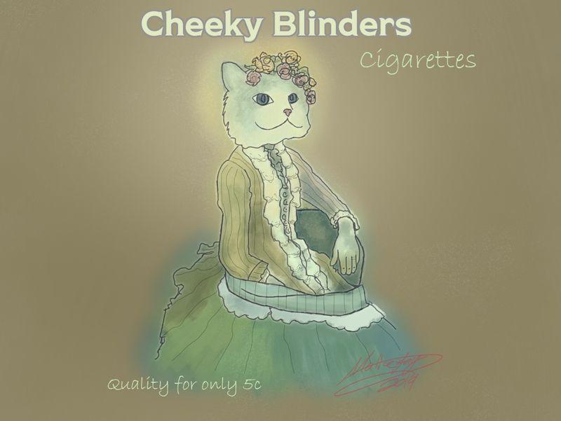 Cheeky Blinders