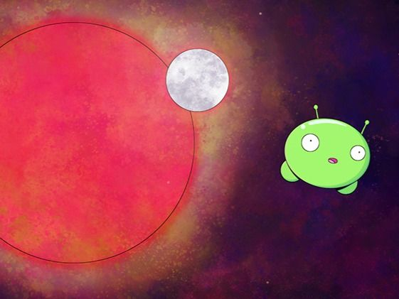 The Mooncake, Final Space