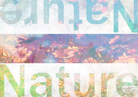 Nature Poster Design