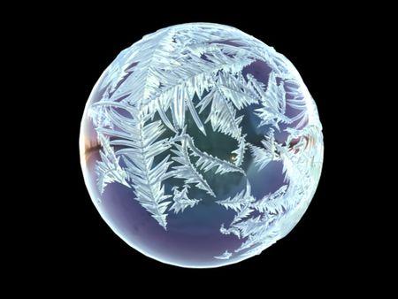 Ice Freeze Algorithm