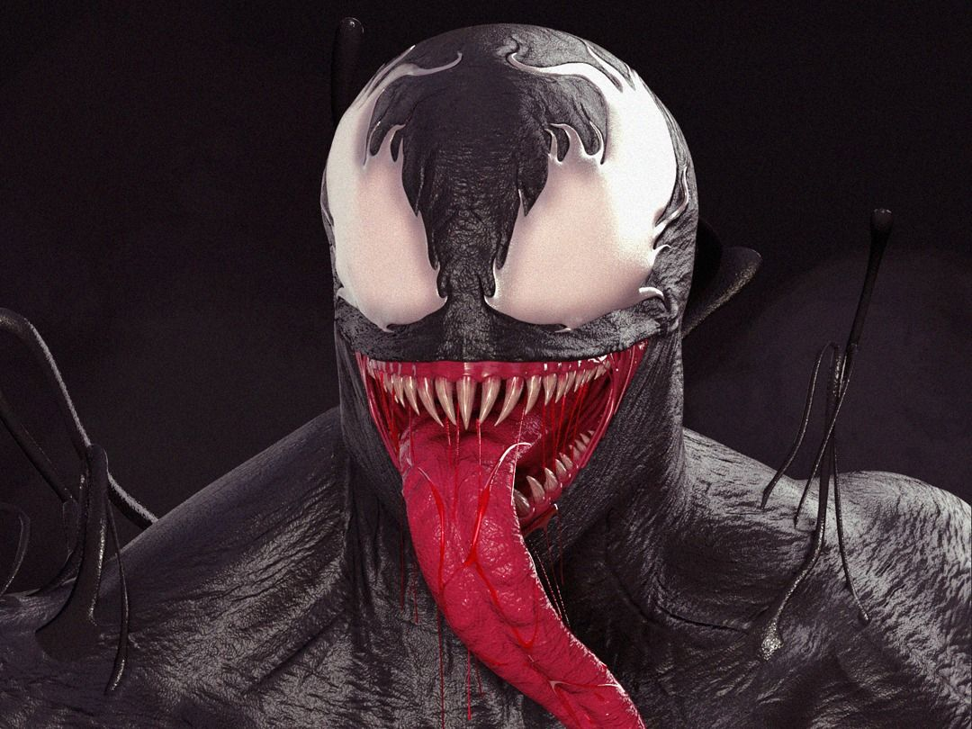 Venom Fan art