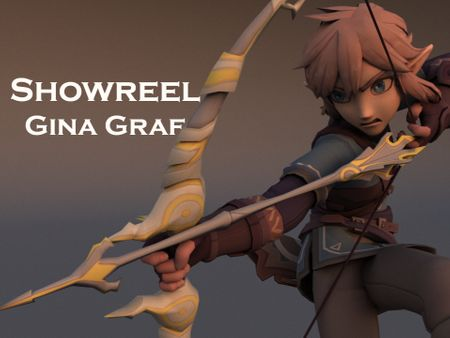 Gameplay Animation Showreel