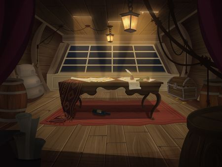 Environment Design and Background Paint