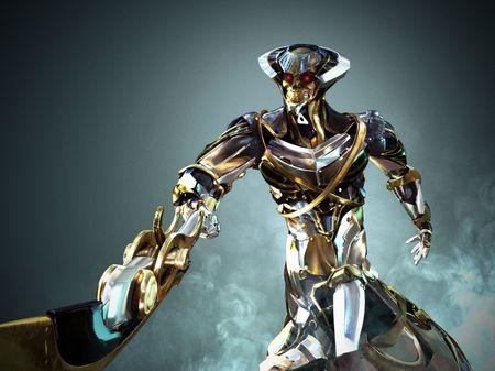Cybernetic Centaur