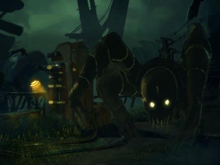 Dark Monster :- Concept Environment Art
