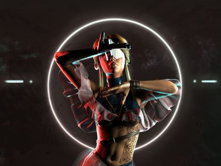 Hedone's Dancer