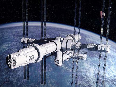 ISS Thomas Pesquet