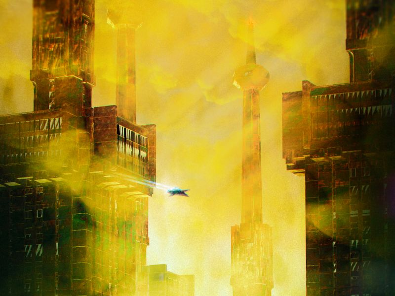 Sulfure City