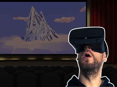 Lost in VR