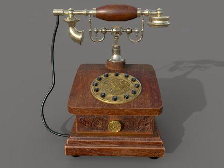 Antique Phone