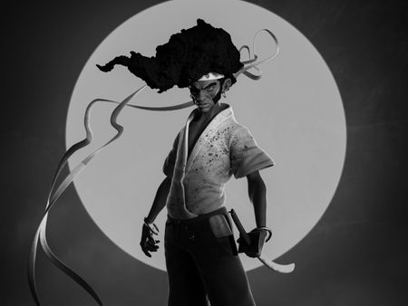 Afro Samurai - Unhide School Contest