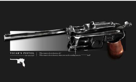 The Vicar's Pistol