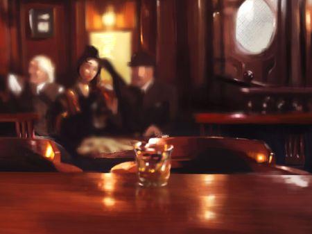 Peaky Blinders / 'The Vicar's Gun' In Situ