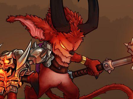 Devil's Pawn Veigar