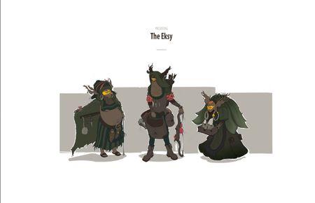 The Eksy