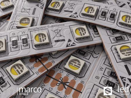 LED Stripe Material (Free)
