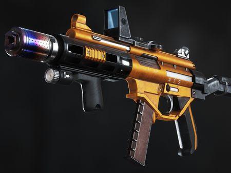 Scarab - Submachine Gun