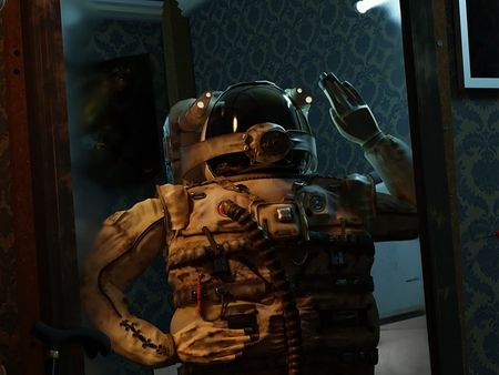 astronaut veteran