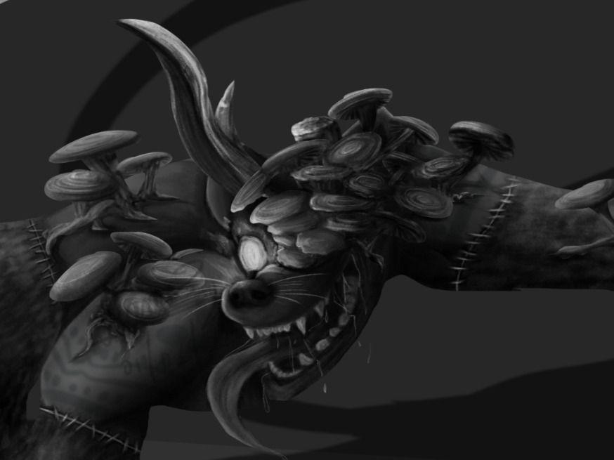 Monster Challenge (2D Category) - 'Sleek'