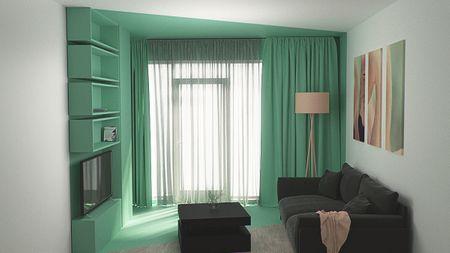 Apartment interior visualization. Lithuania
