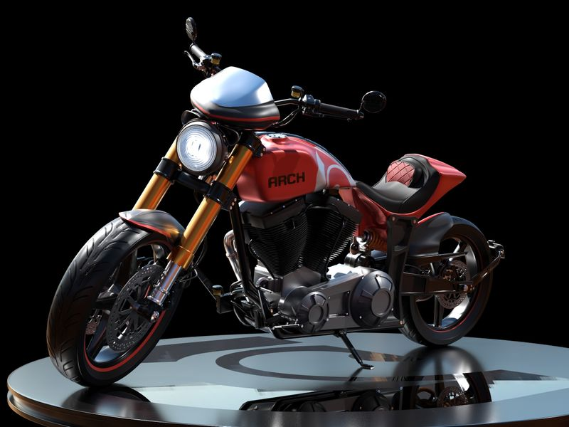 ARCH KRGT-1 Motorcycle