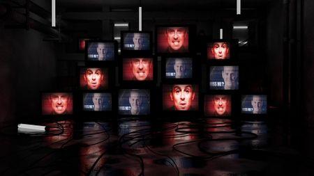 Promo for Sherlock show