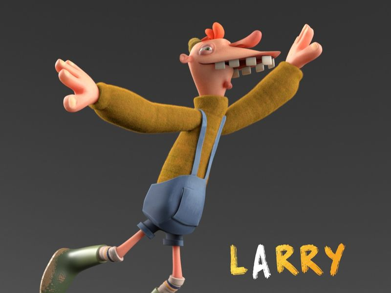 LARRY 2.0